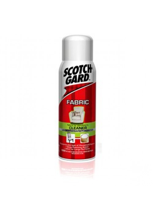 3M Scotchgard Fabric & Upholstery Cleaner - 388 Ml.