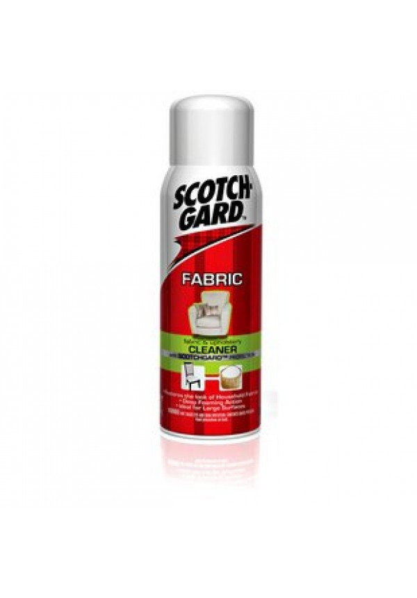 3m scotchgard fabric upholstery cleaner 388 ml. Black Bedroom Furniture Sets. Home Design Ideas