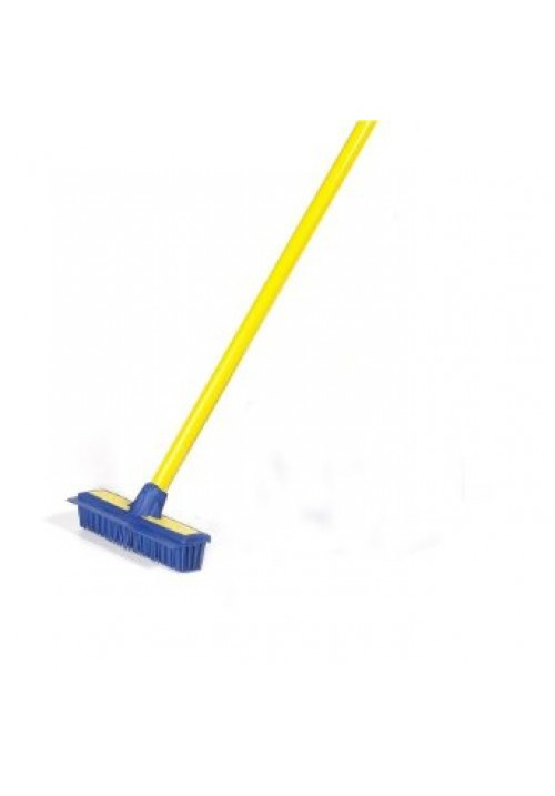 Apex Delicata Broom with Telescopic handle