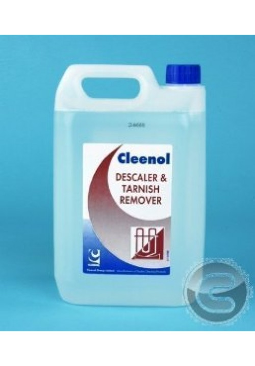 Cleenol Descaler and Tarnish Remover - 5 Ltrs.
