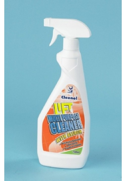 Lift Multipurpose Cleaner with Bleach - 750 ml