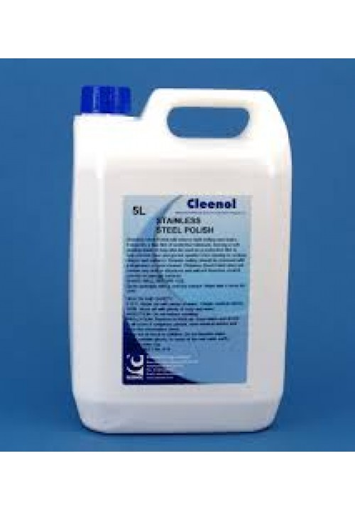Cleenol Stainless Steel Polish - 5 liters