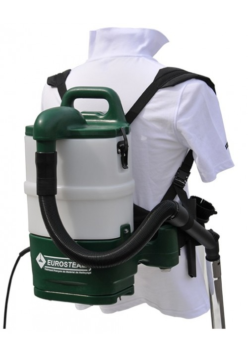 Eurosteam Back Pack Vaccum Cleaner Series 122 AD
