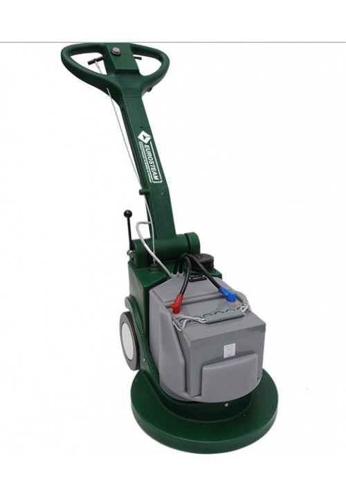 Eurosteam Scrubber ES 406 Battery Powered