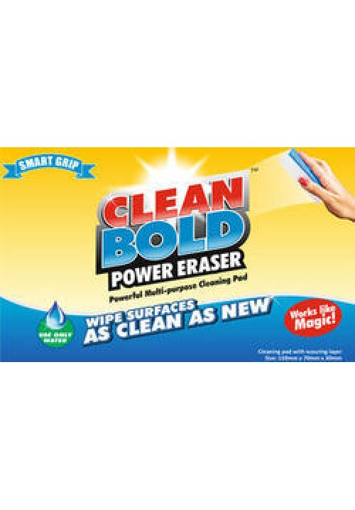 Clean Bold Power Eraser Pads