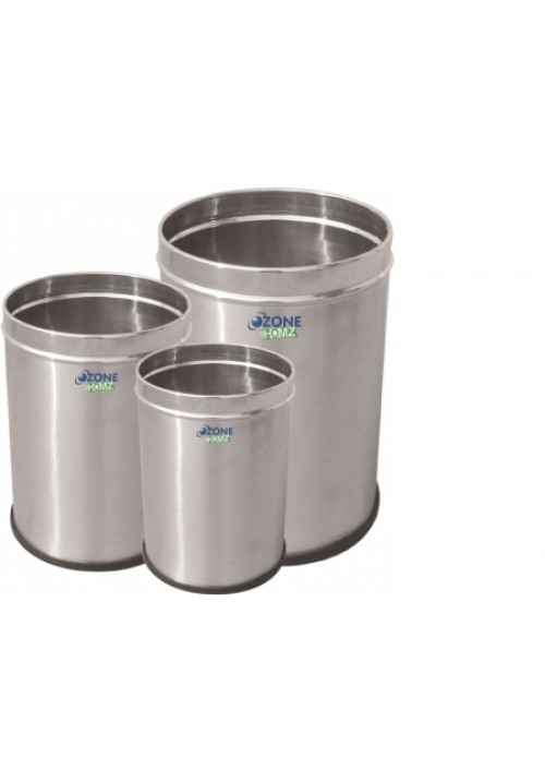 Ozone Homz Open Bins - Set Of 3