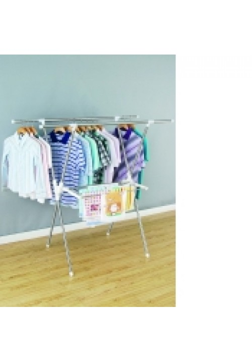 QLARIO - Extendable Clothes Drying Stand