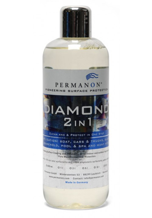 Permanon Diamond 2 in 1