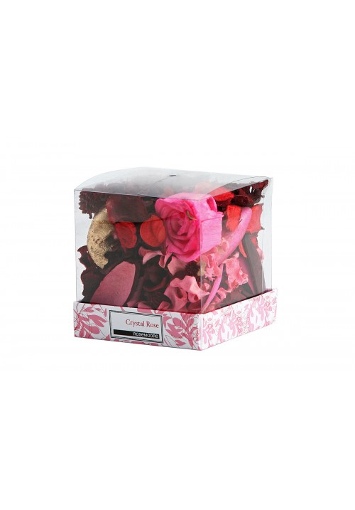 Rose Moore Scented Mini Pot Pourri Crystal Rose 100 Gms.