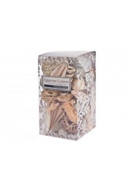 Rose Moore Scented Pot Pourri - Egyptian Cotton