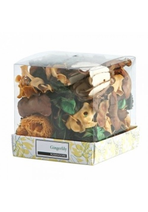 Rose Moore Scented Mini Pot Pourri Gingerlily - 100 Gms