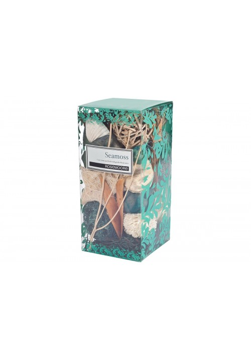 Rose Moore Scented Pot Pourri - Seamoss