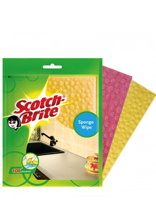 Scotchbrite Sponge Wipe