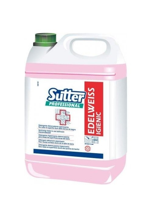 Sutter Professional Edelweiss Igienic - 5 Kg.